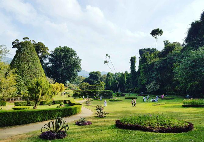 Garden peradeniya